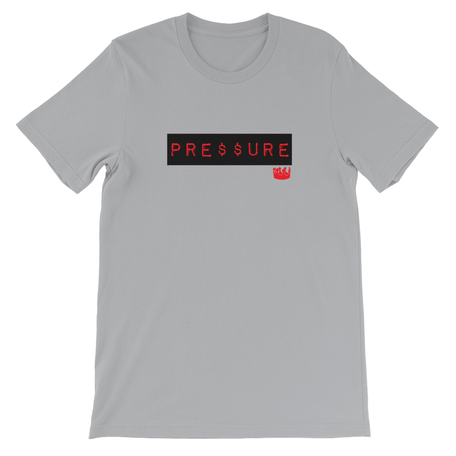 Image of Pressure Tee - Grey