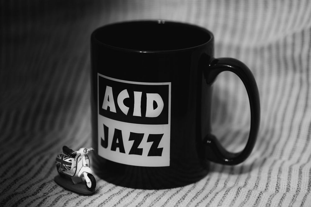 Image of Acid Jazz Mugs