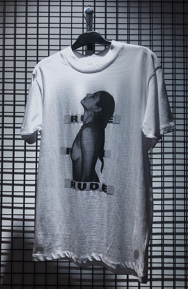 Image of Rude Tee by Sofie Coreynen