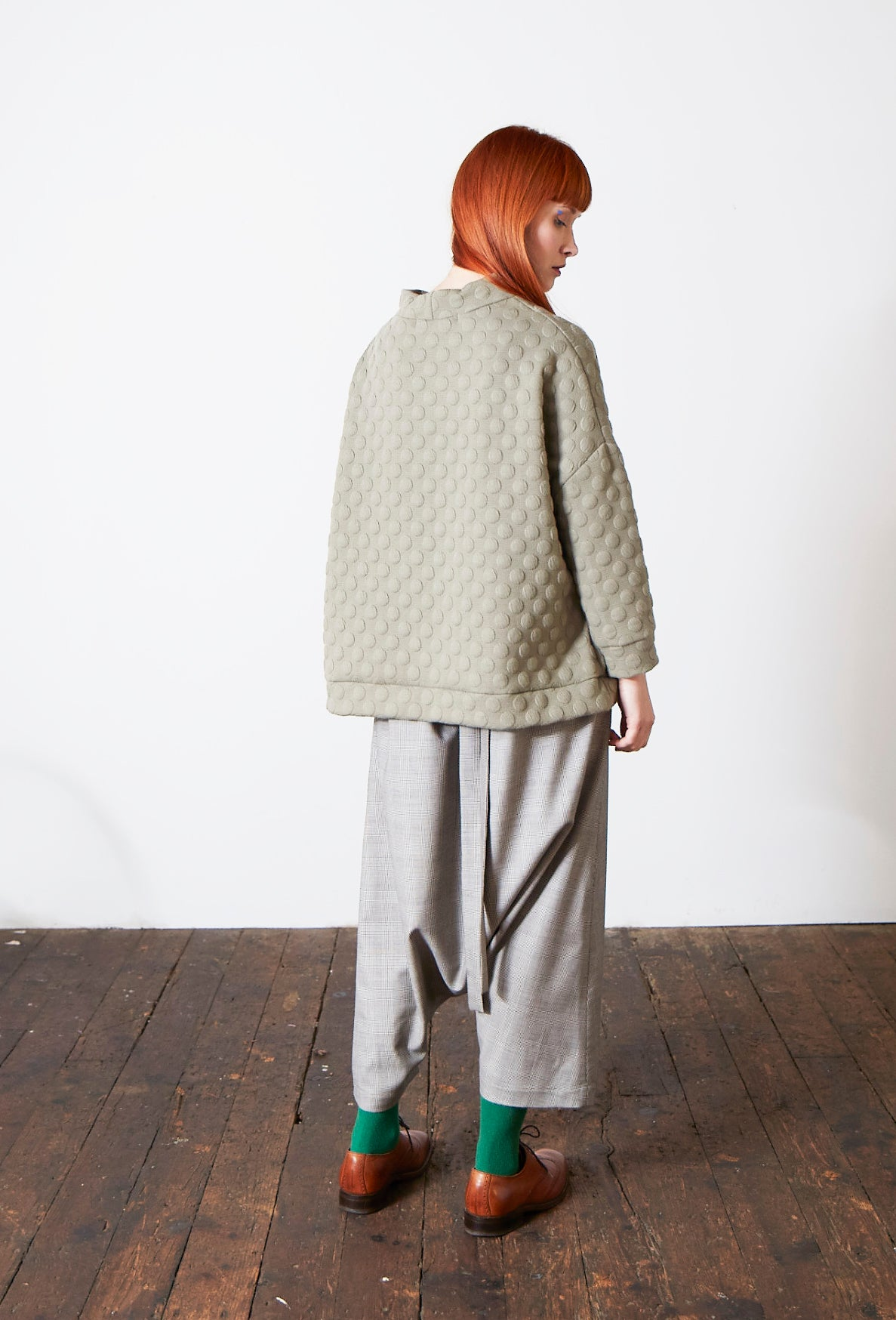 Image of Square Circle Sweater