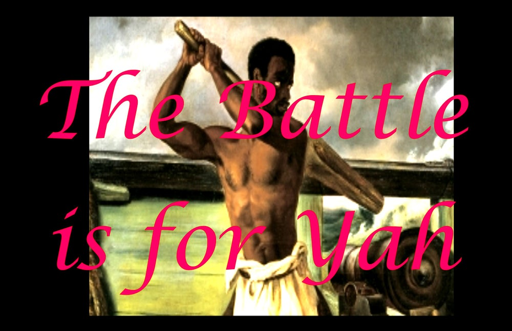Image of The Power of Praise (The battle belong to Yah) DVD