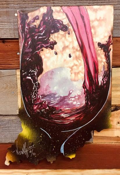 Image of Hoosier Wine Pour