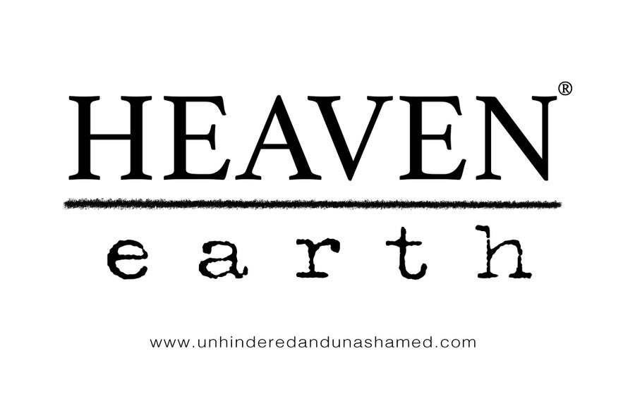 "Image of ""HEAVEN on earth"" - 100% Linen Prayer Shawls, Mantels and Throws"