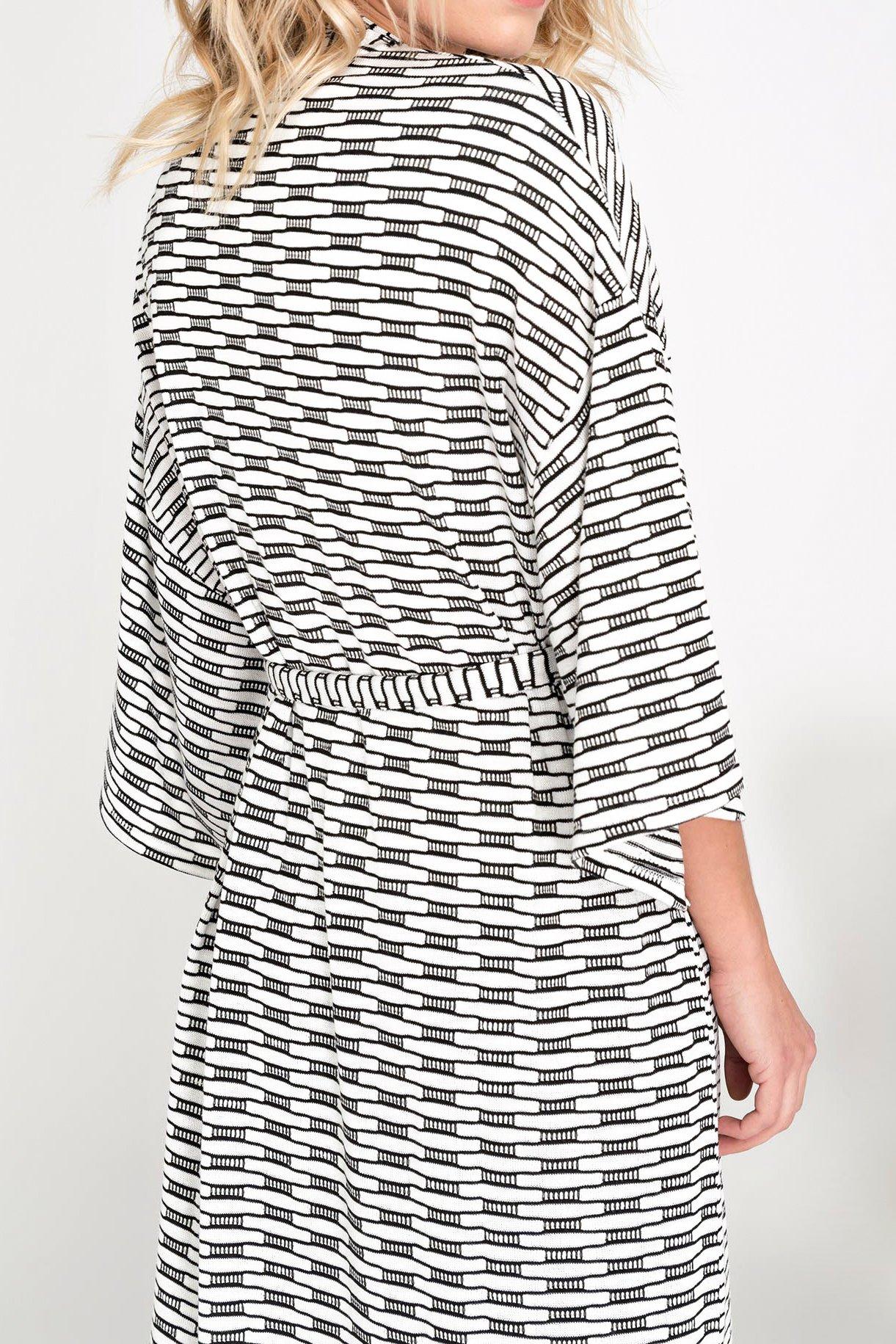 Image of Kimono jacquard DENISE 139€ -60%