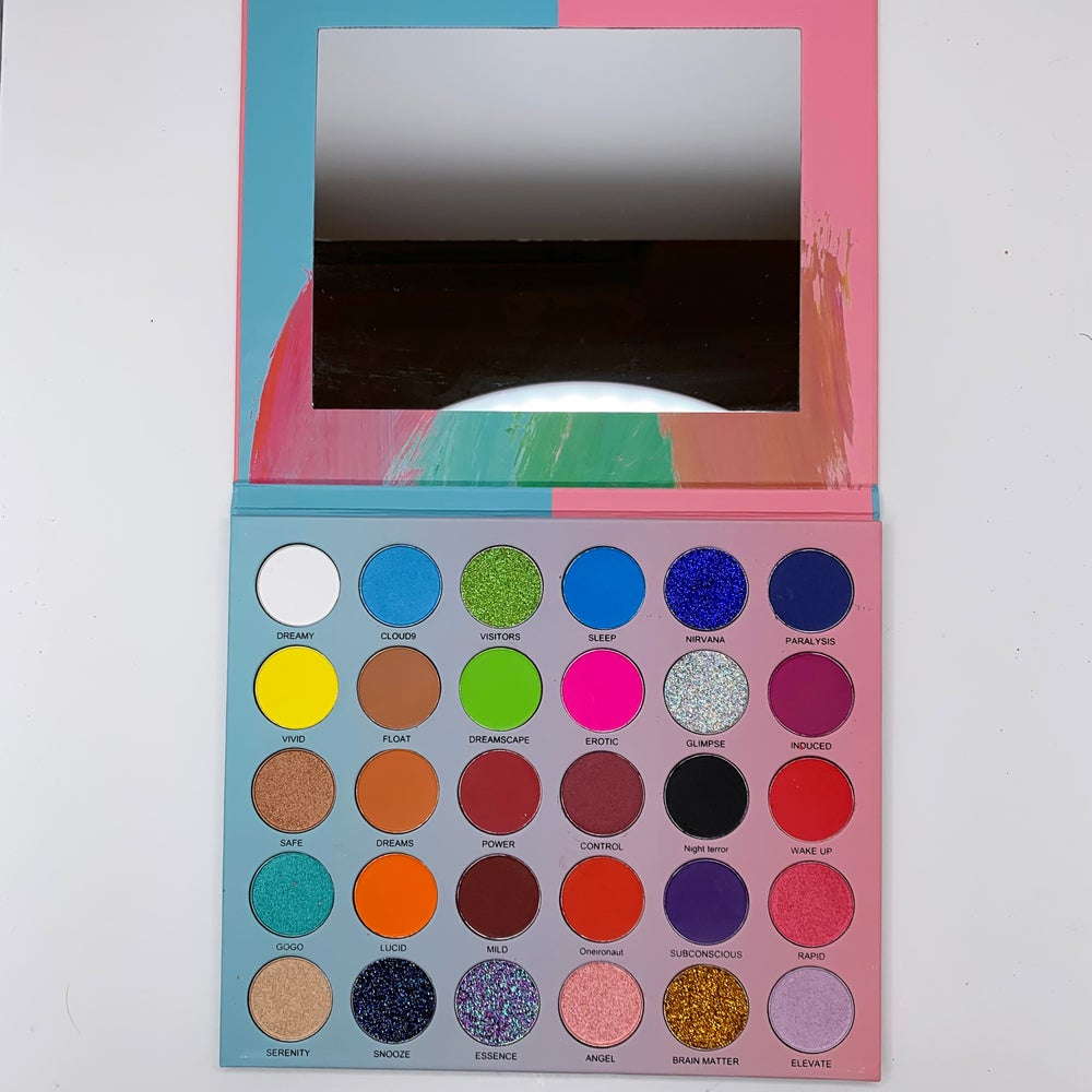 Image of Lucid Dreamer Eyeshadow Palette
