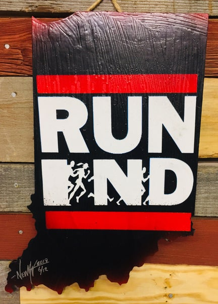 Image of RUN IND