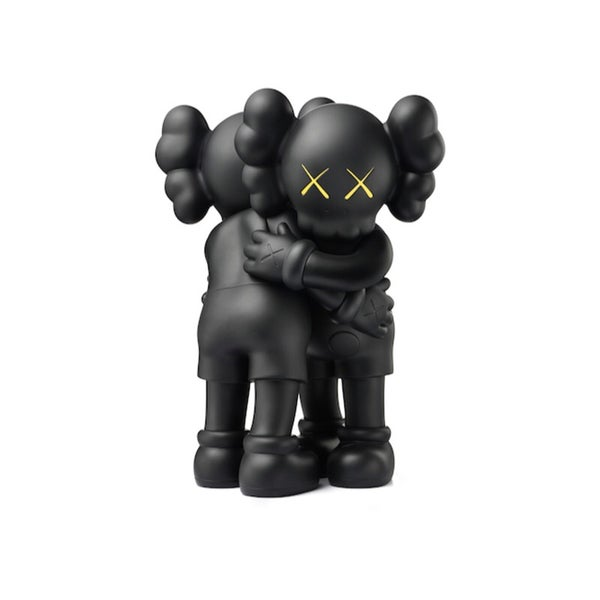Image of KAWS TOGETHER BLACK - OPENED to check - Last One