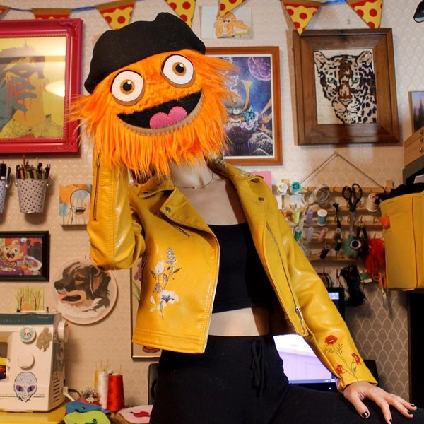 Image of Gritty Pillow