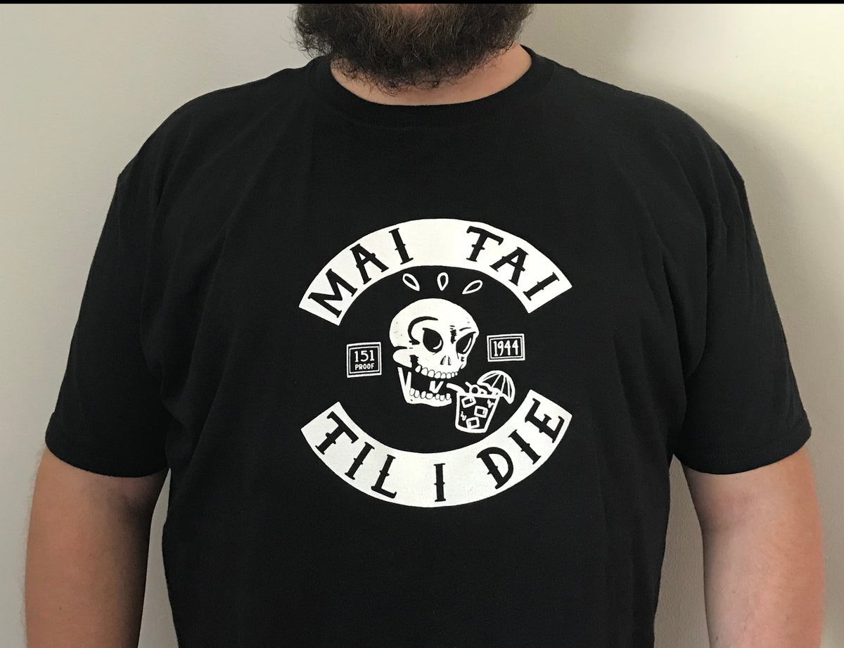 MAI TAI TIL I DIE Men's T-Shirt