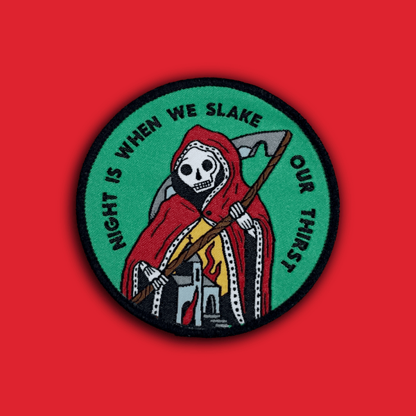 Image of 'Sin Reaper' Patch