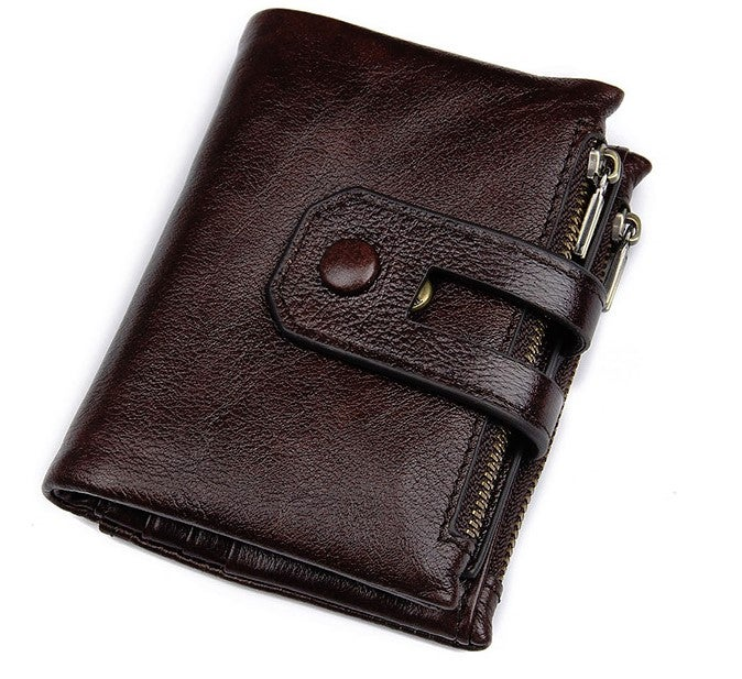 Image of Double Zipper Wallet