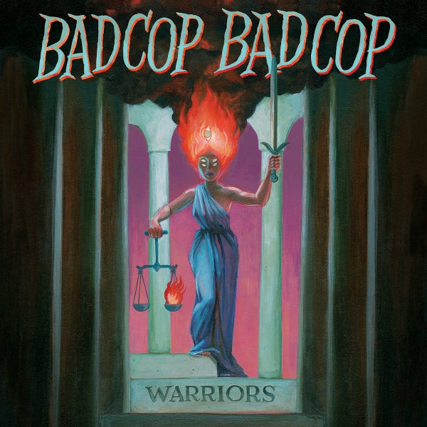 Image of Bad Cop/Bad Cop - Warriors LP