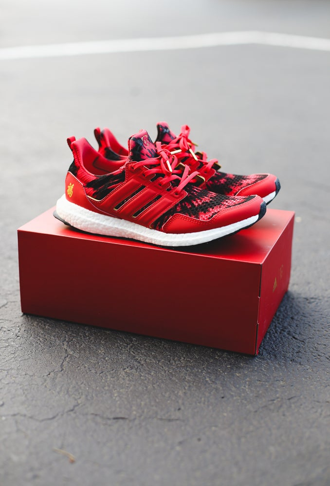 Image of Eddie CNY x NiceKicks UB