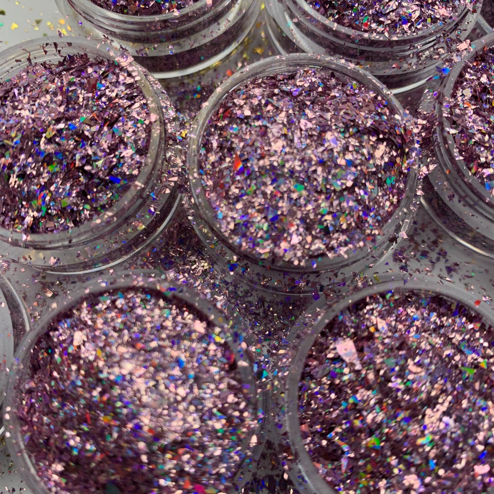 Image of Star love Glitter Flake