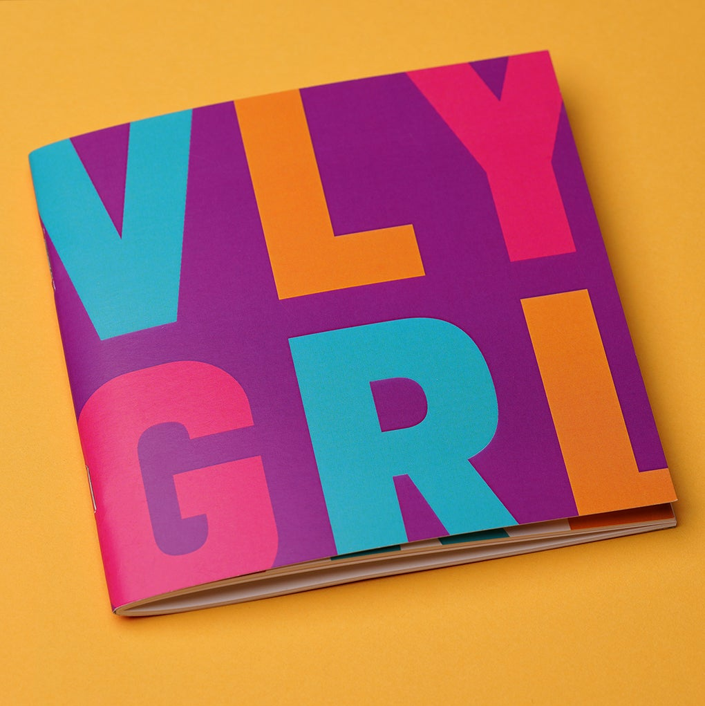 Image of VLY GRL Zine Issue One