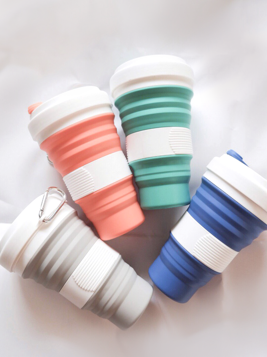 Image of Collapsible Coffee Cup (550ml)