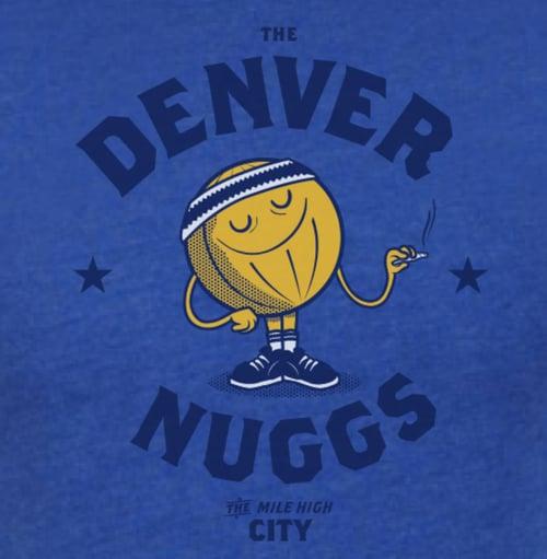 Image of Denver Nuggs Re-release