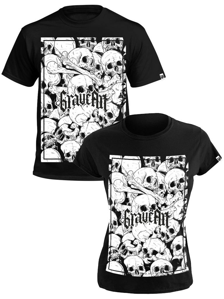 Image of Skulls T-Shirt Men / Women