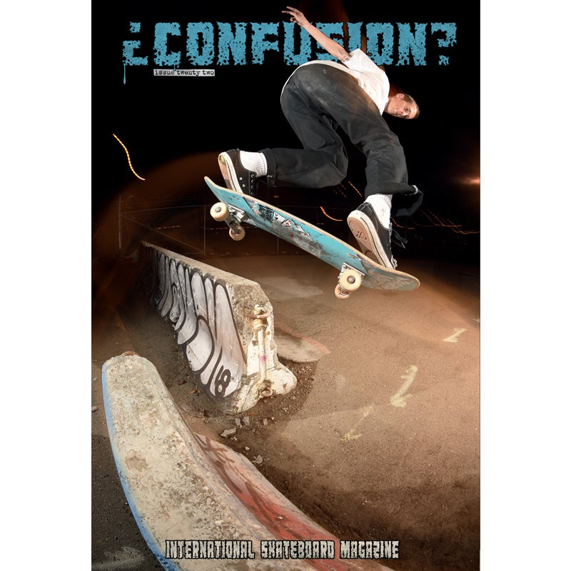 Image of Confusion Magazine - Issue #22 - back issue