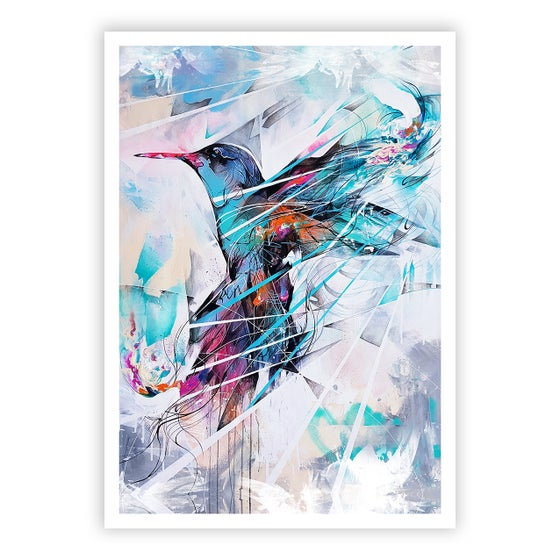 Image of The Bringer Of Joy - OPEN EDITION PRINT - FREE WORLDWIDE SHIPPING!!!