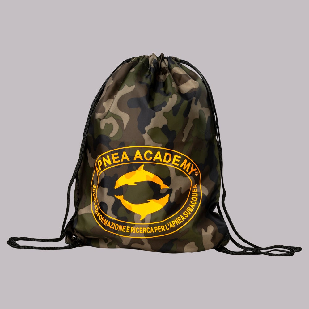 Image of APNEA SPORT BAG JUNGLE CAMO
