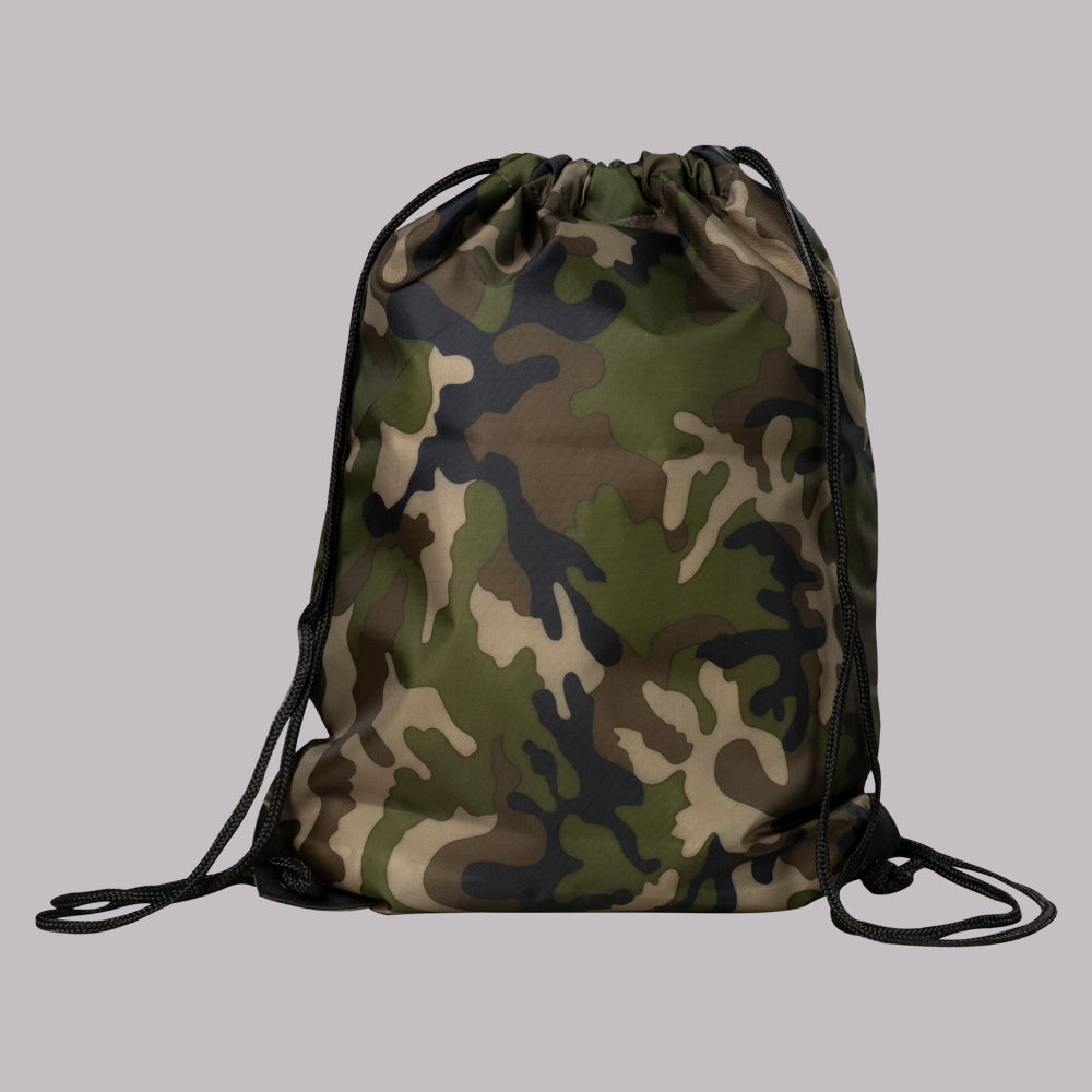 APNEA ACADEMY SPORT BAG JUNGLE CAMO