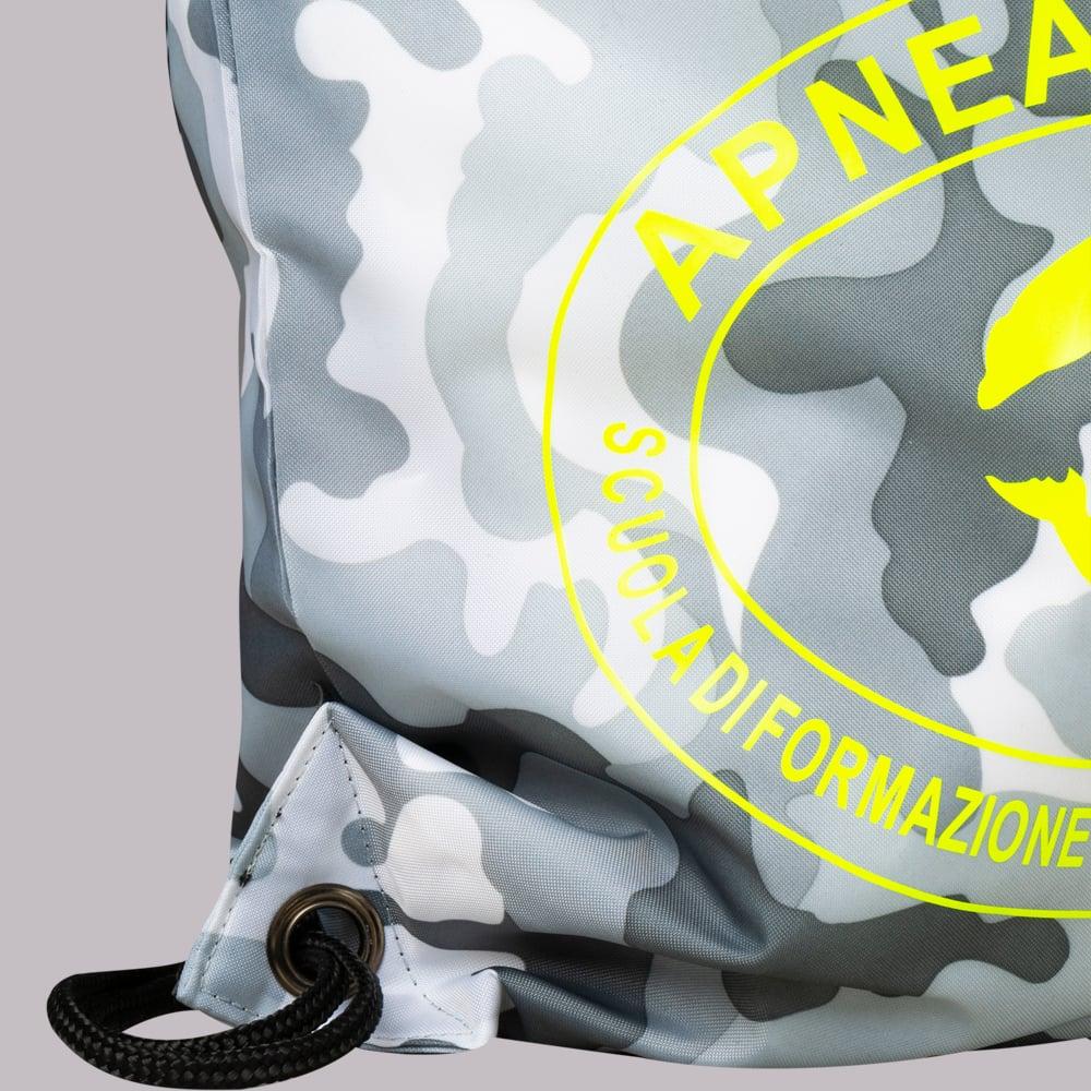 APNEA ACADEMY SPORT BAG ARTIC CAMO