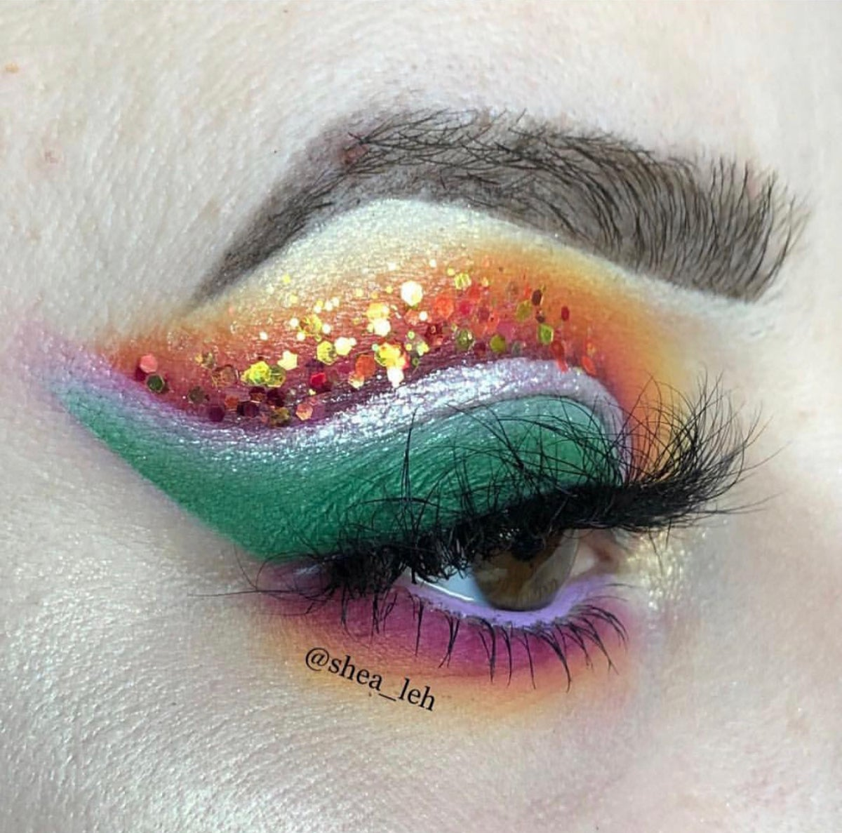 Image of Sol Chunky Glitter
