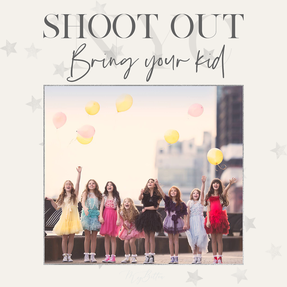Image of NYC BRING YOUR CHILD Shoot Out