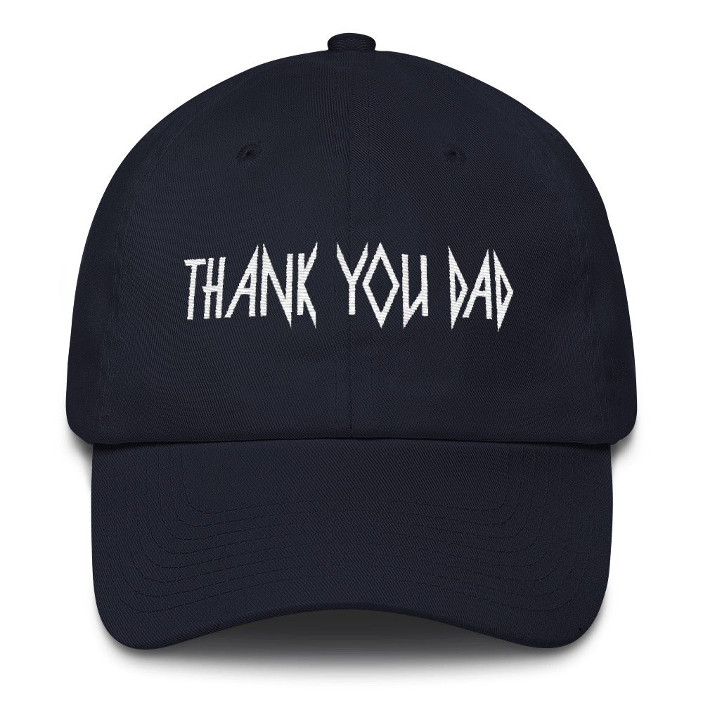 Image of Thank You Dad