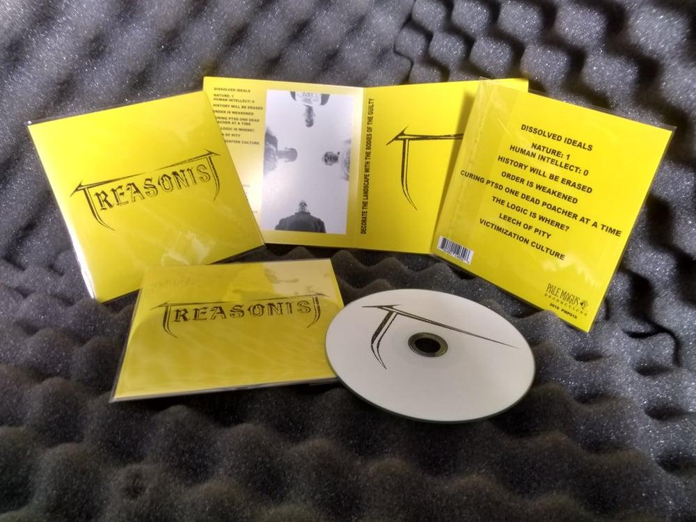 Image of Treasonist - S/T EP 2018