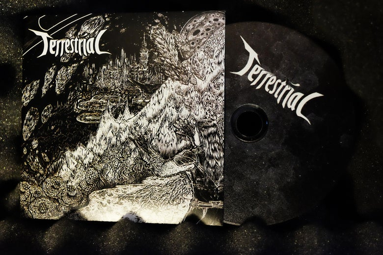 Image of Terrestrial - Demo 15'