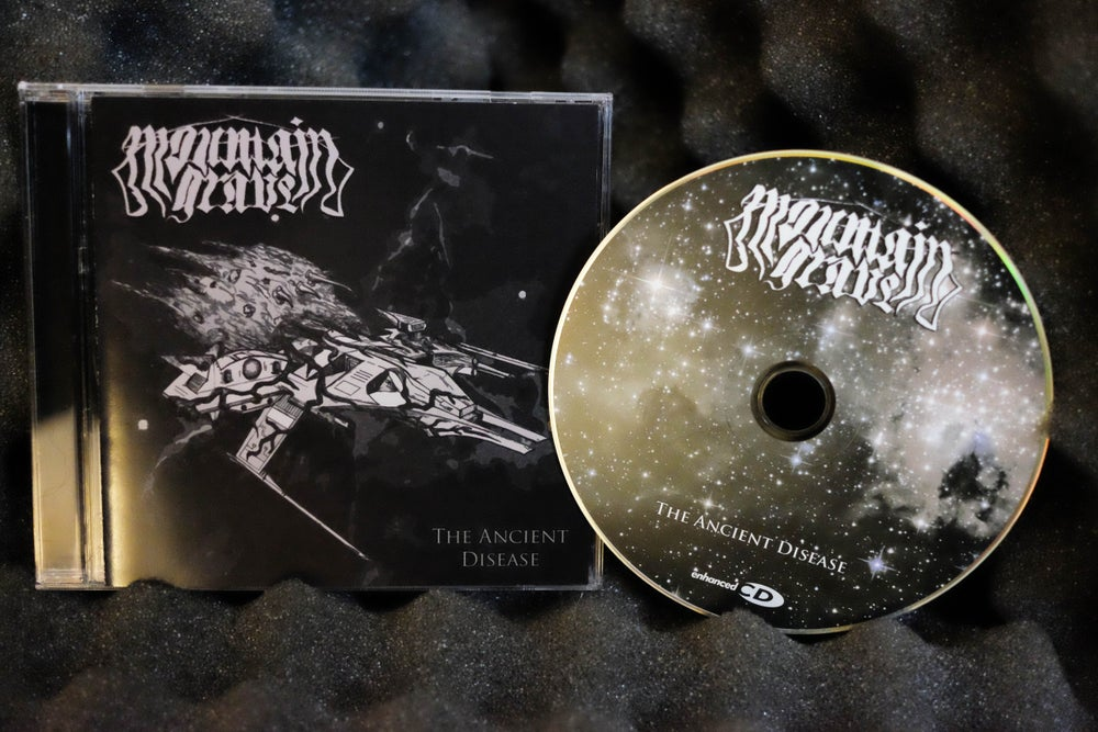 Image of Mountain Grave - The Ancient Disease EP
