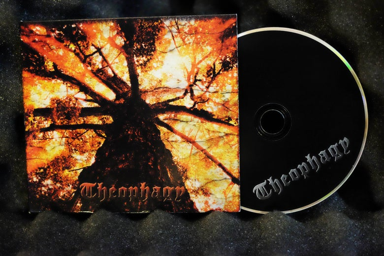 Image of Theophagy - S/T 2010
