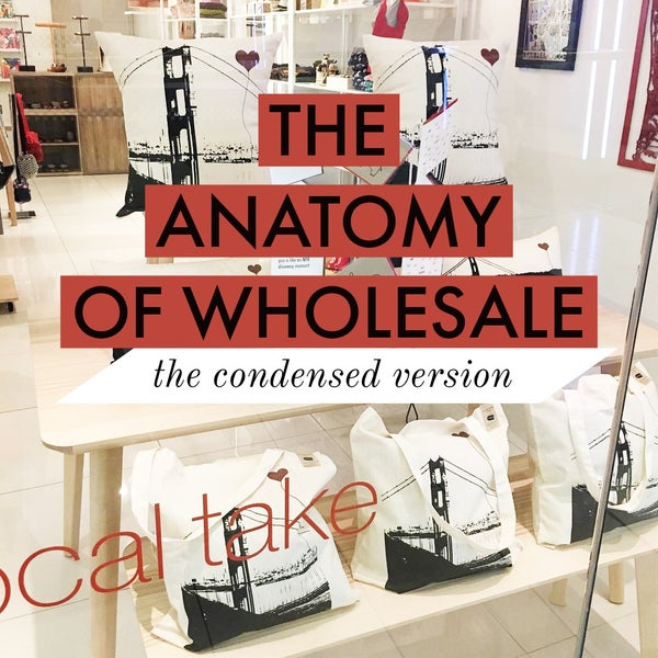 Image of Workshop: The Anatomy of Wholesale, The Condensed Version