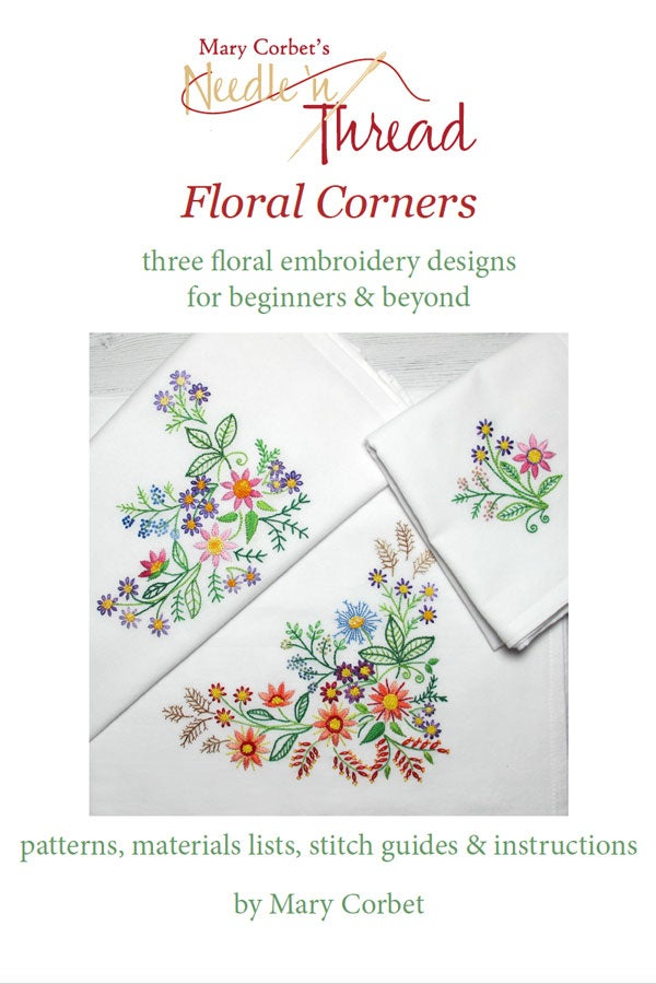 Complete Guide To Embroidery Stitches Pdf