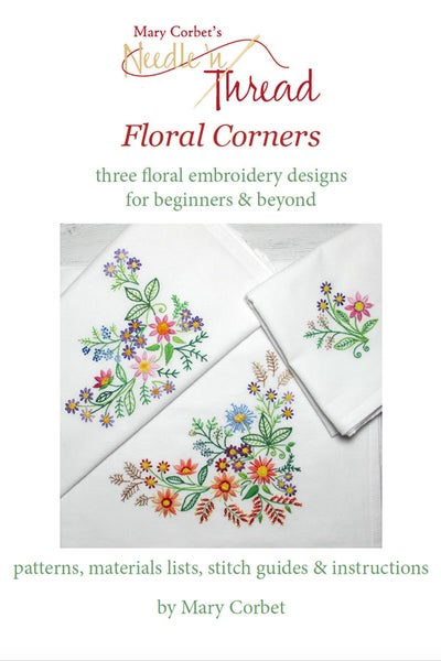 Image of Floral Corners E-Book