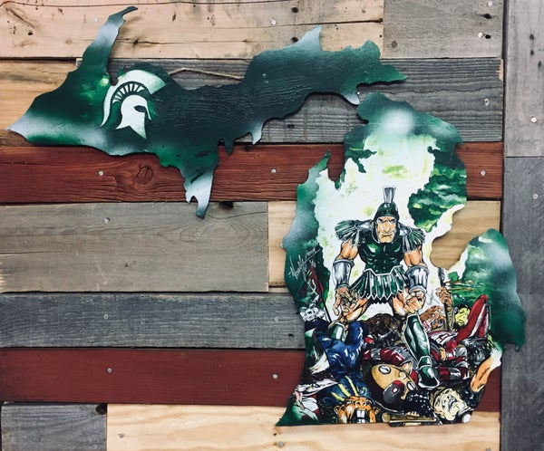 Image of Sparty Pile Up