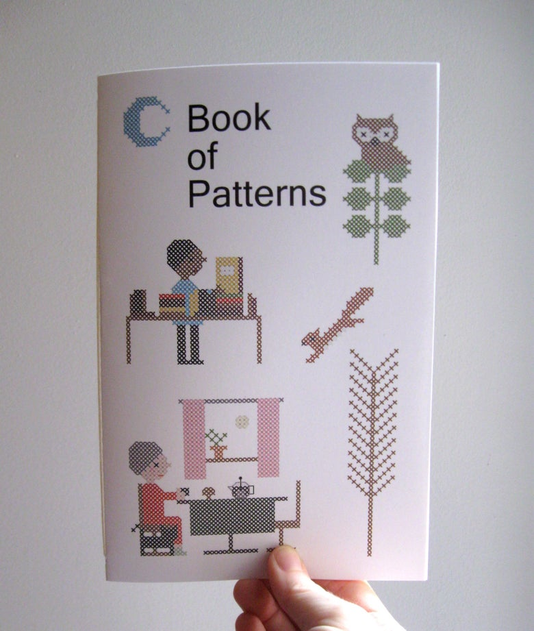 Image of Book of Patterns