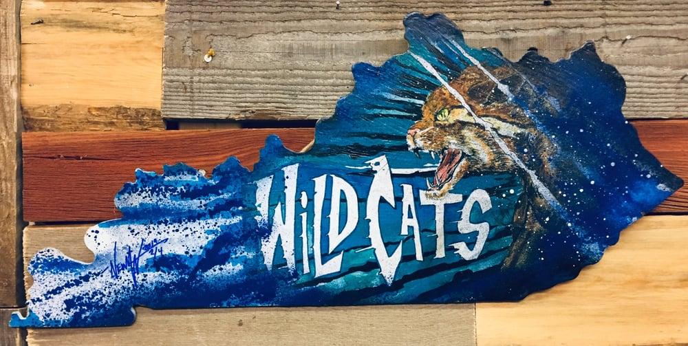 Image of Wild Cat State