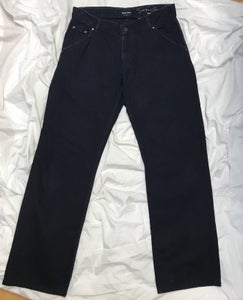 Image of Giorgio Armani Dark Denim Men's Jeans