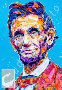 "Image of LINCOLN: Abraham by Cathee ""Cat"" Clausen"