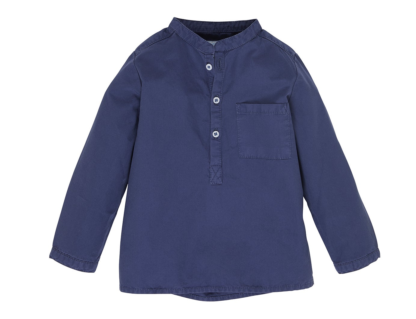 Image of wieder da *  Blaues Hemd Art.605005