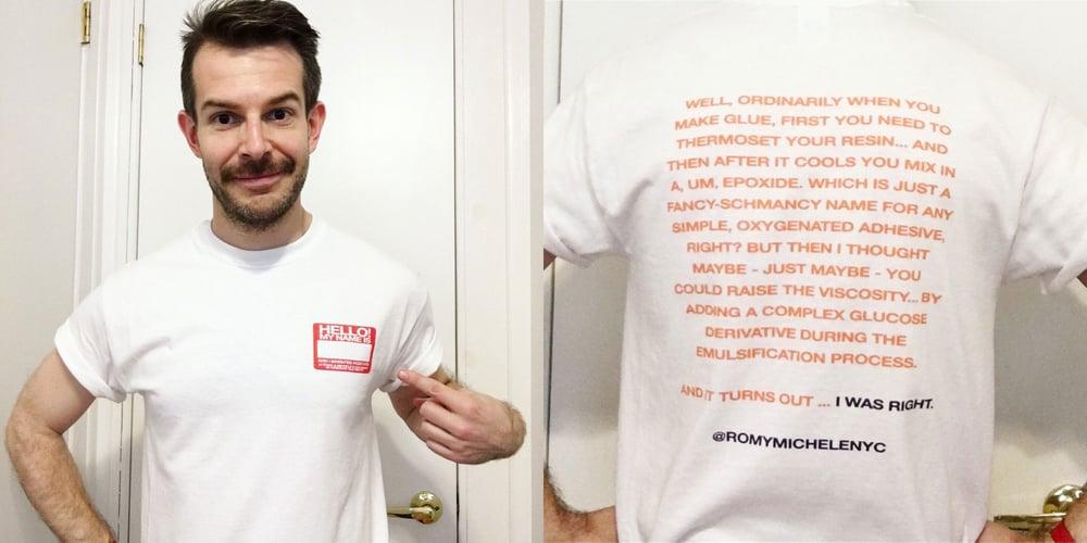 Image of Romy Tea Party Tshirt