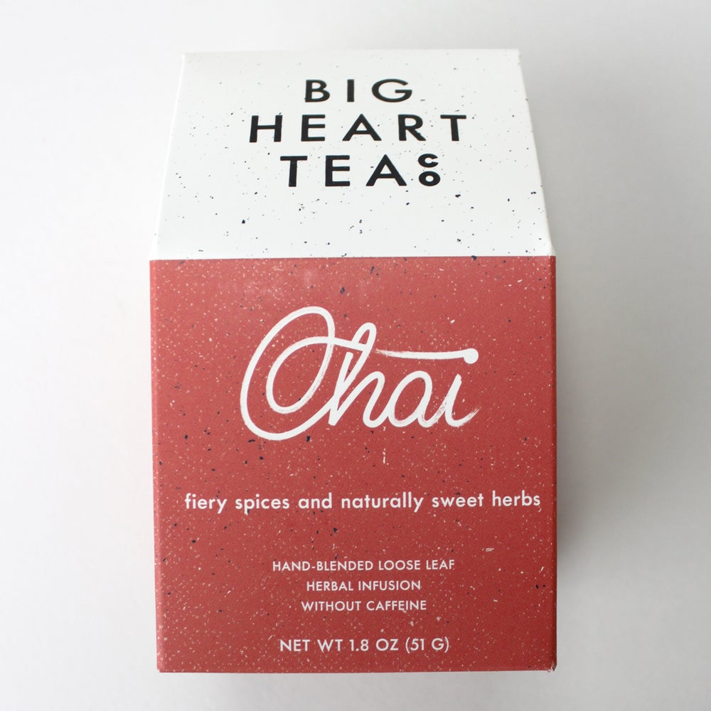 Image of chai herbal tea