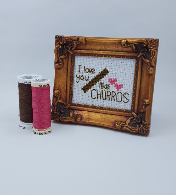 Image of I Love You Like Churros KIT