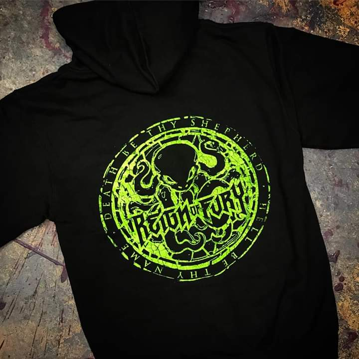 "Image of Death Be Thy Shepherd ""Squid"" Hoodie"