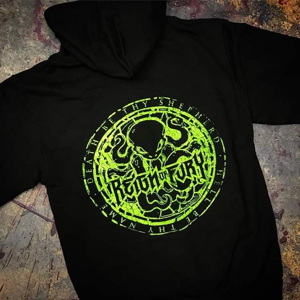 "Image of **NEW** Death Be Thy Shepherd ""Squid"" Hoodie"