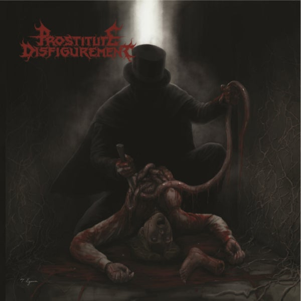 Image of PROSTITUTE DISFIGUREMENT - St CD