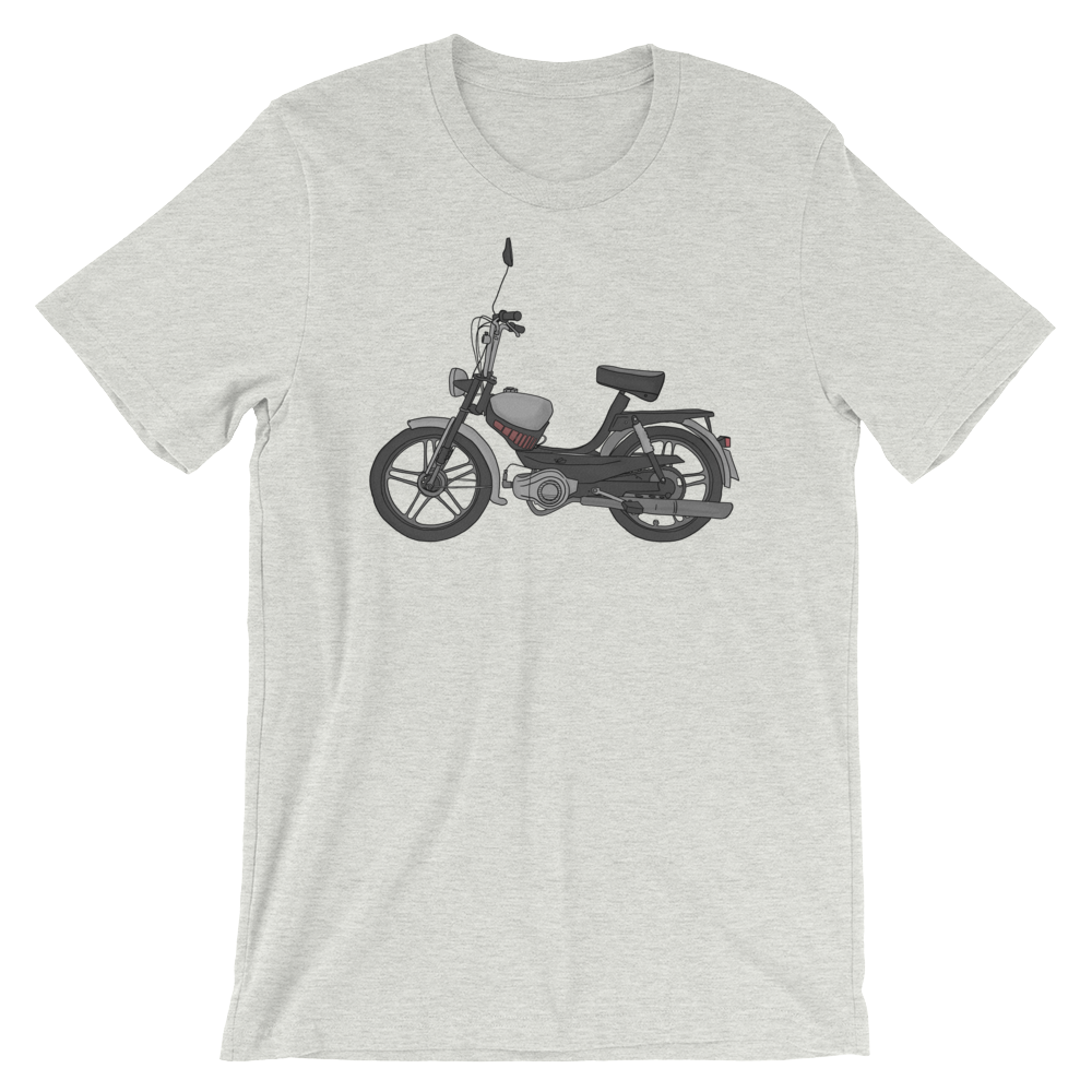Image of Gear Warship - Puch Condor T-Shirt
